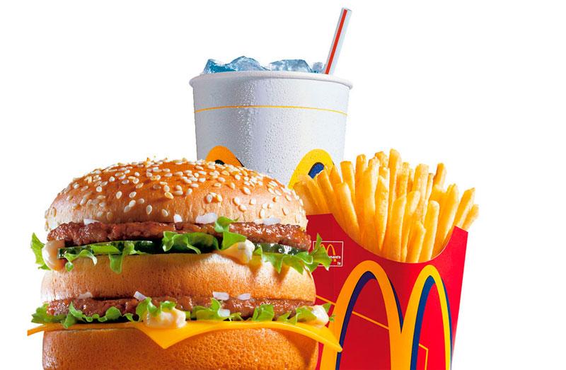 McDonald's aconsejaba a sus empleados no comer hamburguesas - mcdonalds