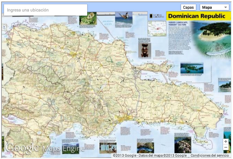 National Geographic colaborará con Google Maps - natgeo-google-maps