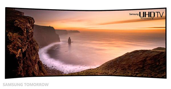 Samsung da a conocer el primer televisor curvo UHD, de 105 pulgadas - samsung-105-uhd-tv