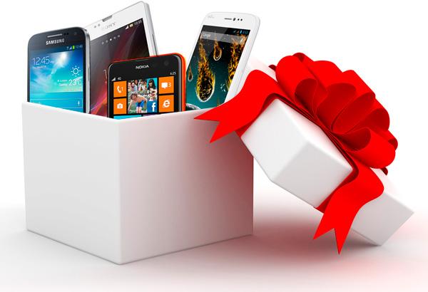 smartphones navidad 2013 gama media Mejores smartphones de gama media que puedes regalar esta Navidad