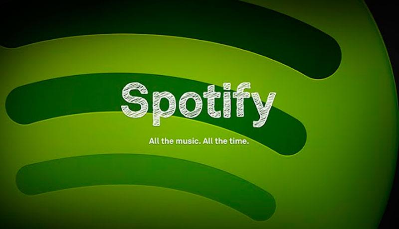 spotify mobile Spotify llegaría en versión gratuita para móviles