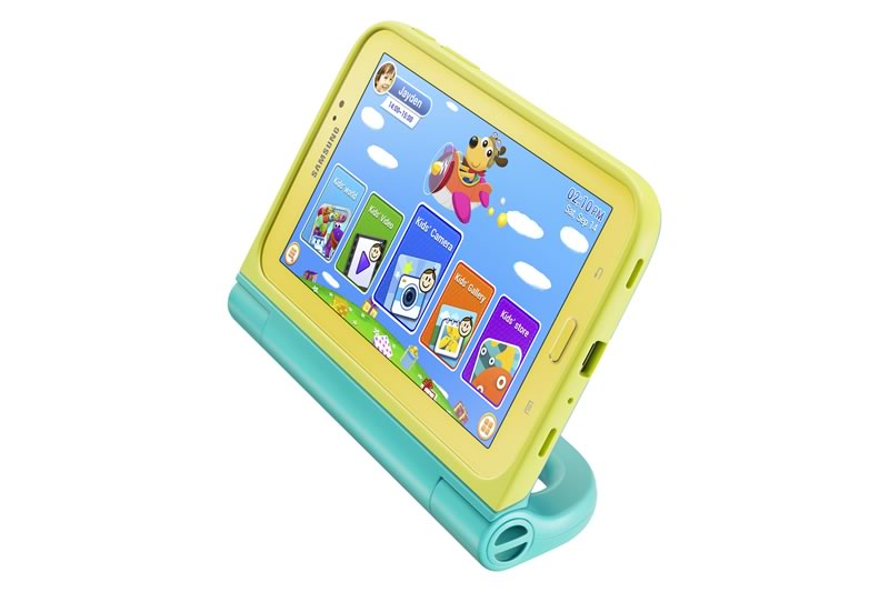 Recomendaciones de regalos para navidad de Samsung - tableta-samsung-galaxy-tab-3-kids