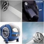 Volkswagen 4DX, un simulador de manejo que reinventa la forma de sentir el manejo de un auto - volkswagen-4dx-maniak-experiencial