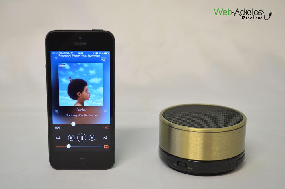 Bocina Wish Bluetooth Handsfree de Perfect Choice [Reseña]