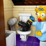 LEGO de los Simpsons presentado oficialmente por LEGO - 104