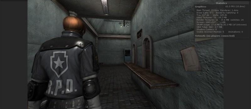 Resident Evil 2 Reborn HD - Un remake prometedor [Video] - 410