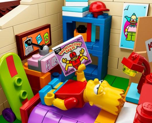 LEGO de los Simpsons presentado oficialmente por LEGO - 63