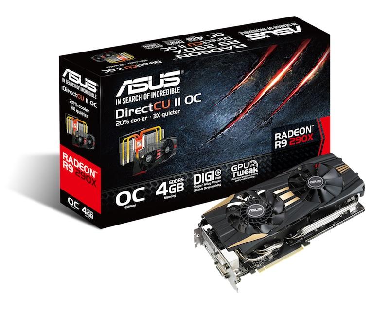 ASUS presenta sus nuevas tarjetas de video R9 290X y R9 290 con DirectCU II - ASUS-R9290X-DC2OC-4GD5_with-boxG