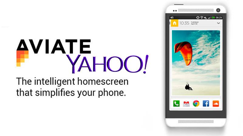 Aviate yahoo compra Aviate, uno de los más prometedores launchers de Android es comprado por Yahoo!