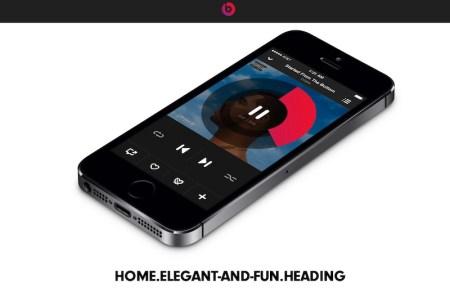 Beats Music debuta en los Estados Unidos a un precio de $9.99 dólares el mes