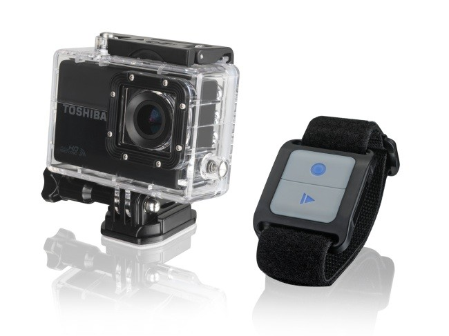 Cinco videocámaras de acción alternativas a GoPro - Camileo-X-Sport