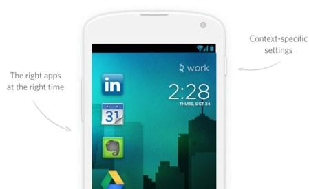 Cover, el lockscreen para Android que aprende de tus actividades