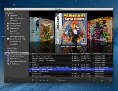 OpenEmu, emulador de Nintendo, Sega y otras plataformas para Mac - Coverflow-Recently-Added