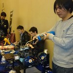 Extreme Overclock organizado por GIGABYTE en el CES 2014 realizado con éxito