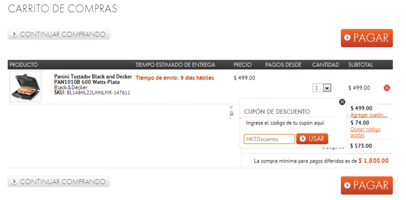 Cupones de descuento para compras en línea llegan a México gracias a Cupones Mágicos - Imagen3-800x395