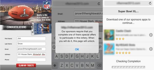 Fans del Super Bowl y de Miley Cirus son los nuevos blancos del spam - NFL-Miley-Cyrus-3