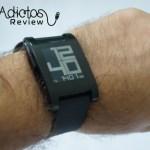 Pebble, el mejor reloj inteligente del mercado [Reseña]
