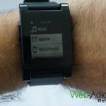 Pebble, el mejor reloj inteligente del mercado [Reseña] - Pebble-5