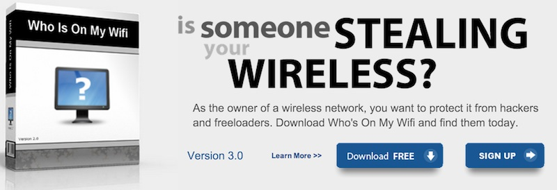 Ver quien te roba el Wi-Fi de tu casa con Who is On my Wi-Fi para Windows - Roba-Wi-Fi