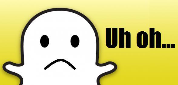 Snapchat es hackeado y se filtra la información de más de 4 millones de usuarios - Snapchat-1