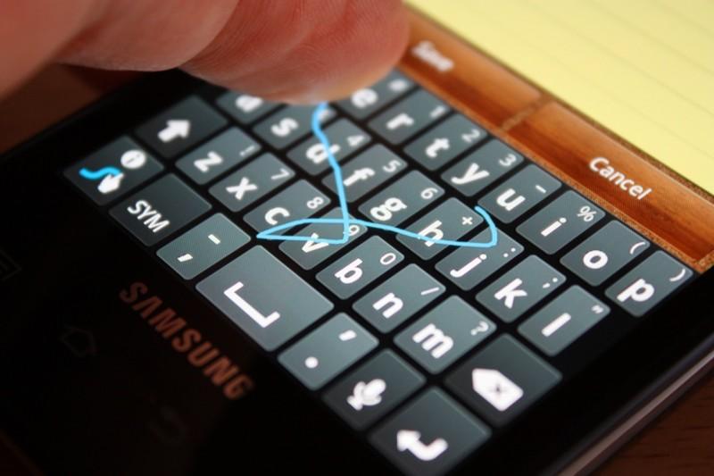 5 teclados para Android que te harán escribir mejor y más rápido - Swype-androidjpg