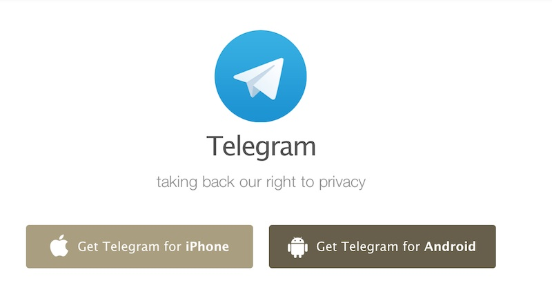 Telegram, la alternativa segura a WhatsApp - Telegram
