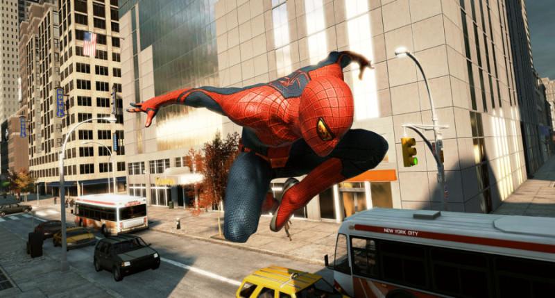 Nuevo tráiler de The Amazing Spiderman 2 nos revela nuevo villano - The-Amazing-Spider-Man--800x429