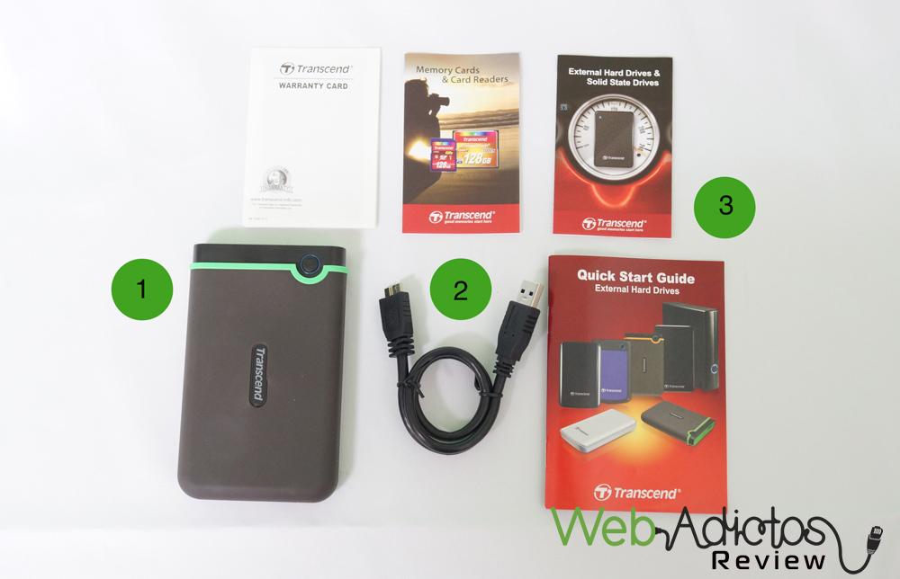Disco Duro Transcend StoreJet 25M3 USB 3.0 de 1 TB [Reseña] - Transcend-StoreJet-25M3-1-copia