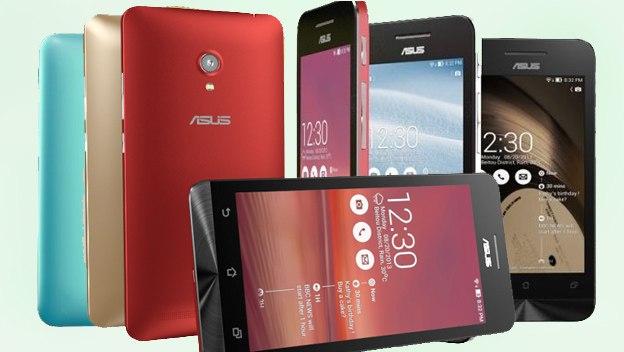 ASUS presenta nuevos smartphones ZenFone y PadFone Mini durante el CES 2014 - asuzenfone