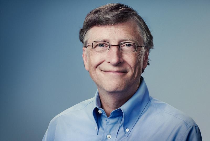 Bill Gates pasará el resto de su vida haciendo trabajo filantrópico - bill-gates