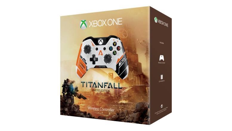 Lanzan control inalámbrico edición especial de Titanfall para Xbox One - c2