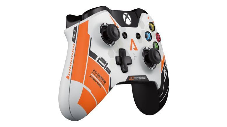 Lanzan control inalámbrico edición especial de Titanfall para Xbox One - c3
