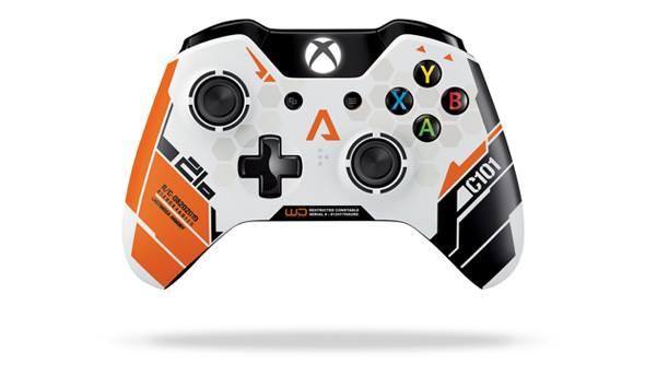 Lanzan control inalámbrico edición especial de Titanfall para Xbox One - c4
