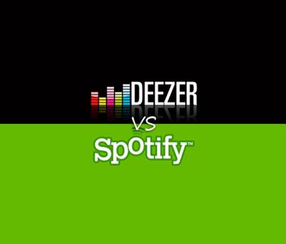 Spotify vs Deezer ¿Cuál es mejor? [Música por streaming] - deezer-vs-spotify