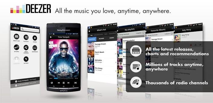 Spotify vs Deezer ¿Cuál es mejor? [Música por streaming] - deezer
