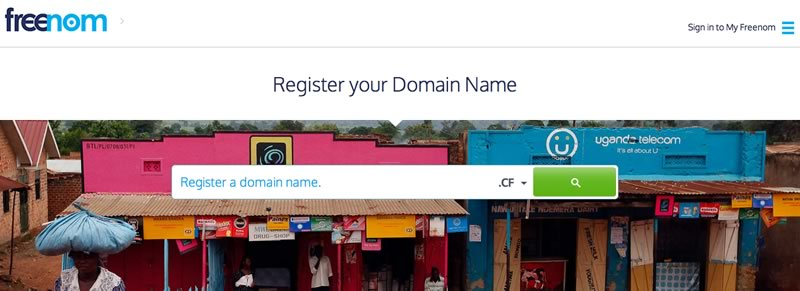 Dominios gratis en Freenom - dominios-gratis-internet