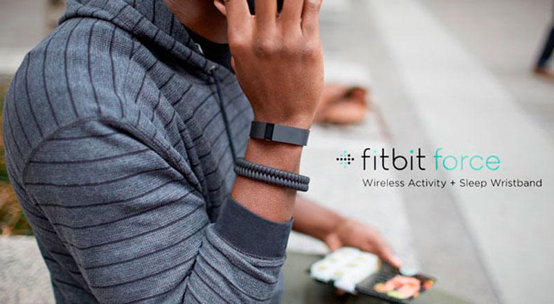 Pulseras Fitbit Force causan alergia a algunos usuarios - fitbit-force