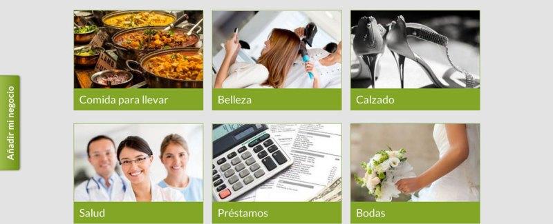 Guialis, directorio de empresas y servicios profesionales en México - guialis-categorias