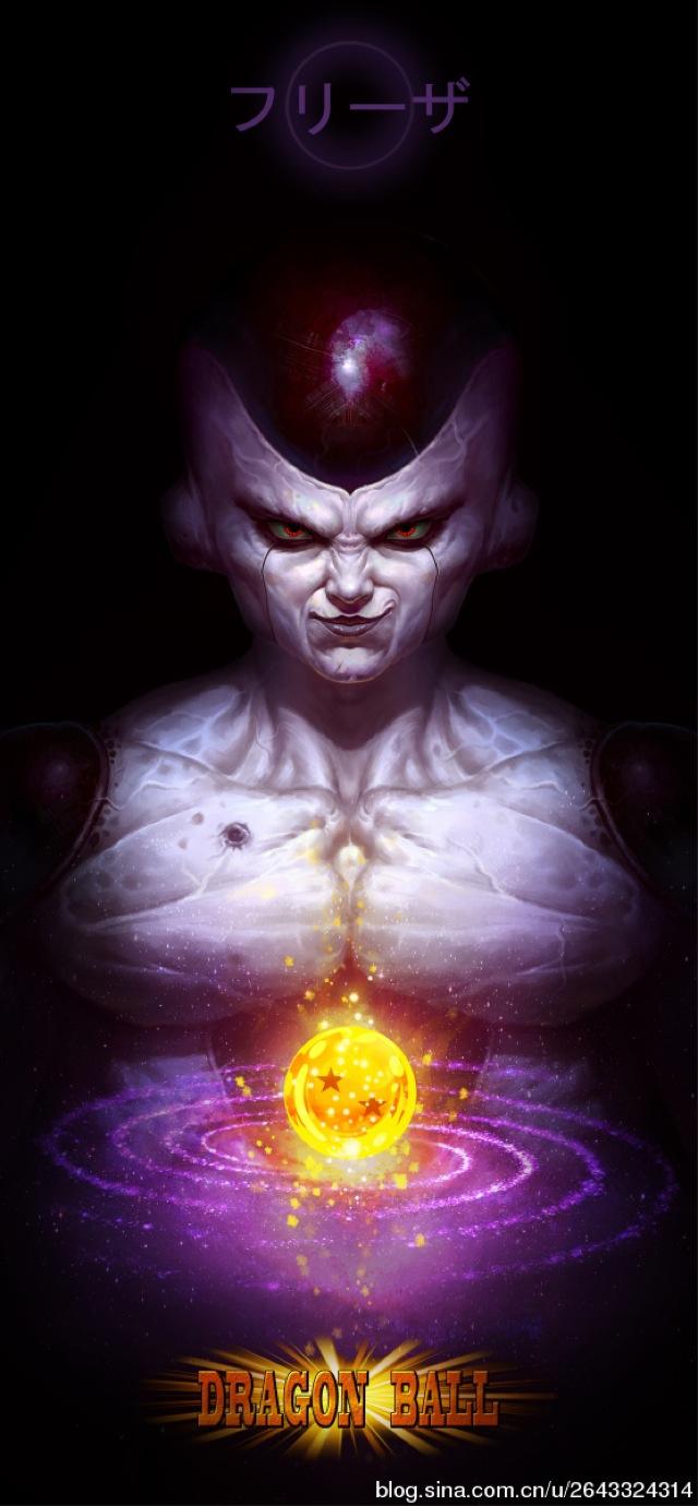 Imágenes de Dragon Ball que les gustarán - imagenes-dragon-ball-freezer
