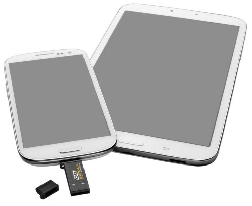 Corsair presenta una Flash USB compatible con PCs, Smartphones y tablets Android - memoria-flash-usb-smartphone