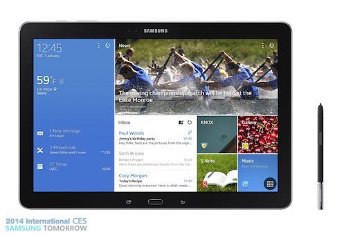 notepro 11 Samsung presenta sus nuevas tablets Galaxy Pro