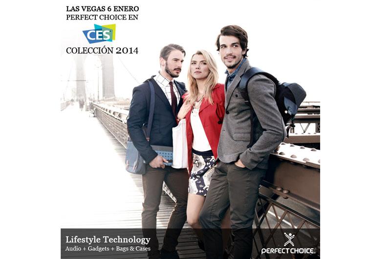 La marca mexicana Perfect Choice está presente en el CES 2014 - perfect-choice-ces-2014