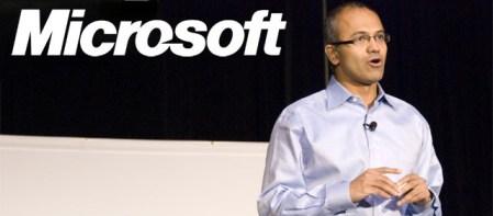 Satya Nadella sería nuevo CEO de Microsoft la próxima semana