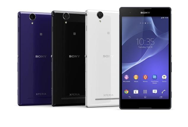 Sony Xperia T2 Ultra es presentado oficialmente - sony-xperia-t2-ultra