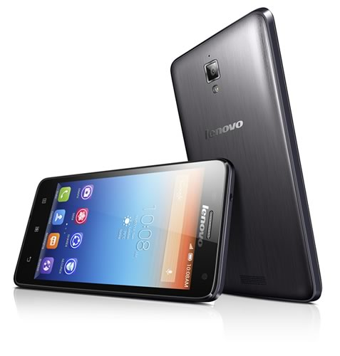 Nuevos smartphones Lenovo Serie S son presentados en MWC 2014 - Lenovo-S660_Hero_01