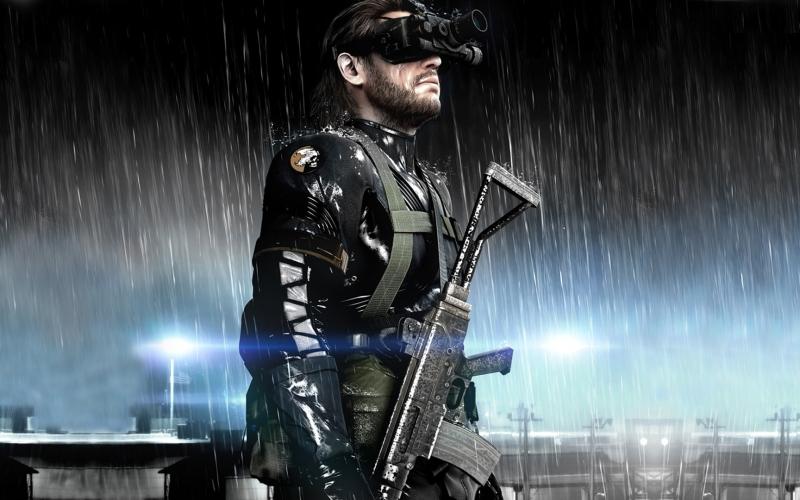 Comparativa gráfica de Metal Gear Solid V: Grond Zeroes entre sus diferentes versiones - Metal-Gear-Solid-V