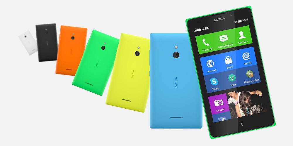 Nokia X, Nokia X+ y Nokia XL son los primeros equipos con Android de la marca finlandesa - Nokia-XL-Dual-SIM-2