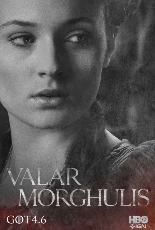 Nuevos posters y teaser tráiler de Game of Thrones y la familia Stark - Sansa-610x903-540x800