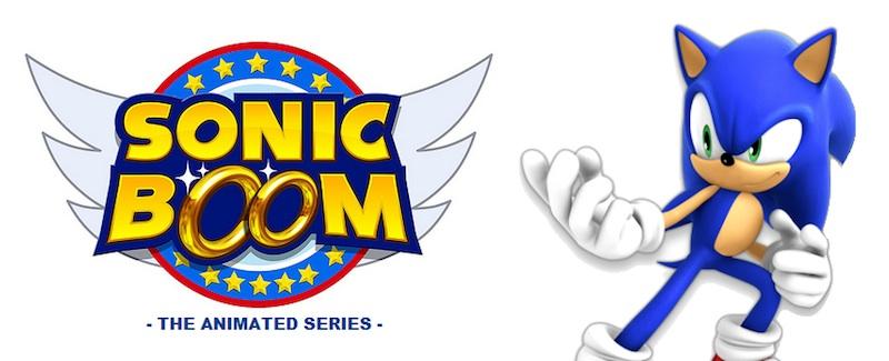 Sonic Boom: nuevo juego, serie de TV y juguetes del Erizo azul de SEGA - Sonic-Boom