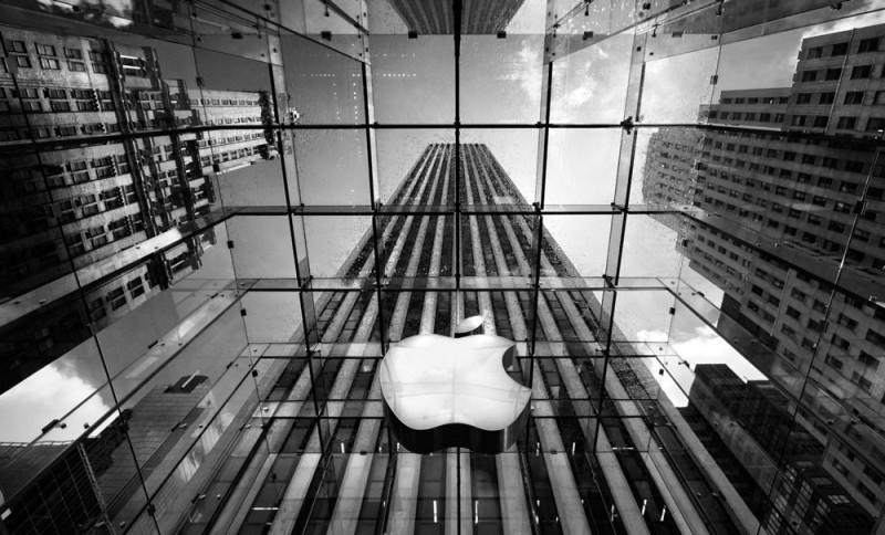 Apple es la empresa más admirada en el mundo - apple-800x484